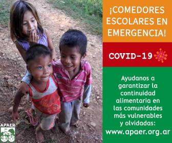 APAER: Acciones en la pandemia