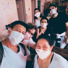 Fundación Convivir: Acciones en la pandemia